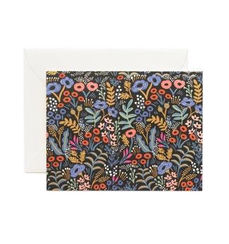 Tapestry black - Kort