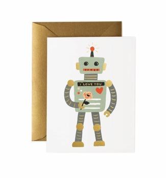 Robot love - Kort