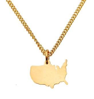 Amerika - Guld