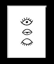 Eye Eye Svart