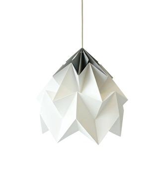 Moth XL Gradient - Vit/grå