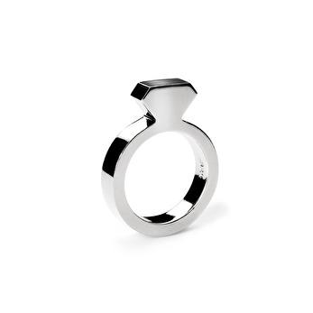 Diamond Silver Ring - Strl 8,5 / 18,6 mm