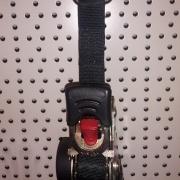 Självupprullande Spännband 25 mm