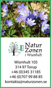 Ett presentkort är lyxigt och uppskattat. Ge bort ett presentkort hos NaturZonen i Wismhult Falkenberg