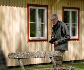 Från Fältskjutning i Skillingaryd den 17 maj 2008.