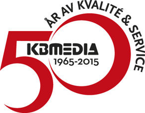 KBMEDIA 50 år digitalt tryckeri trycksaker storformat grafisk design layout