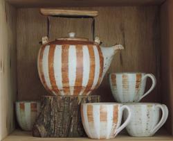 Teservice Rand keramik