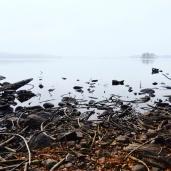 Lake near zipline - Jaap Erkelens