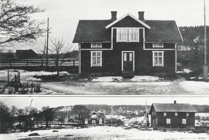A. 14 (1) Blomsdals och Gustafsfors kvarn. Insatt av Kent Friman, 2014-02-17.