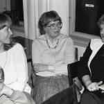Niklas och Gudrun Ramviken, Kerstin Persson och Stina Johansson.