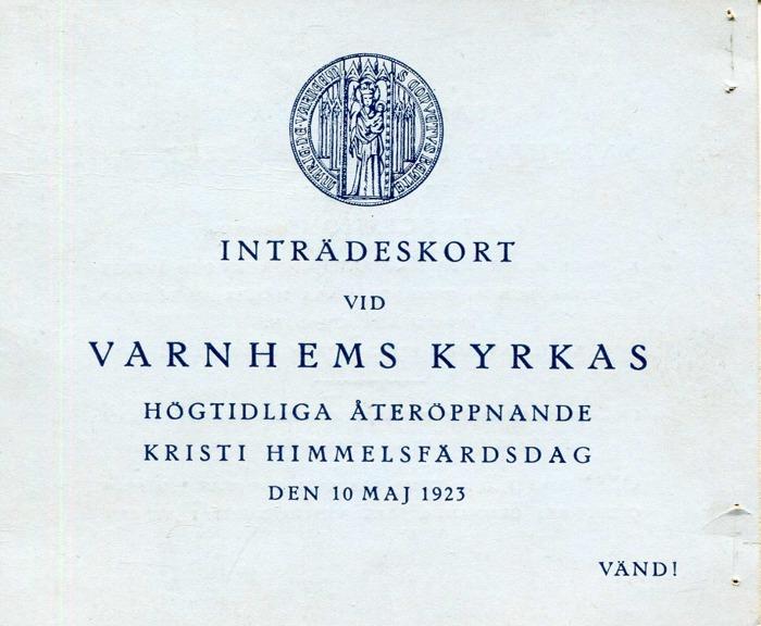 Nr 1 Sten Lövgrens samling
