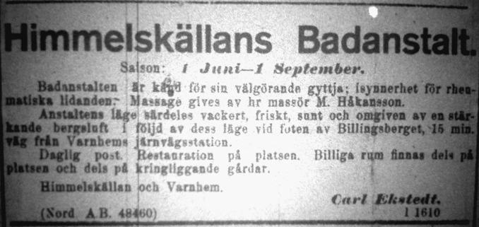 Bild från Margareta Dahlin, Varnhem