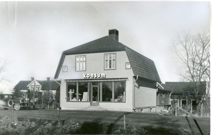 A 21 (10) Konsum 1930-tal - Coop - KF, arkiv och bibliotek - via Welins butik. Insatt av Kent Friman, 2016-11-28