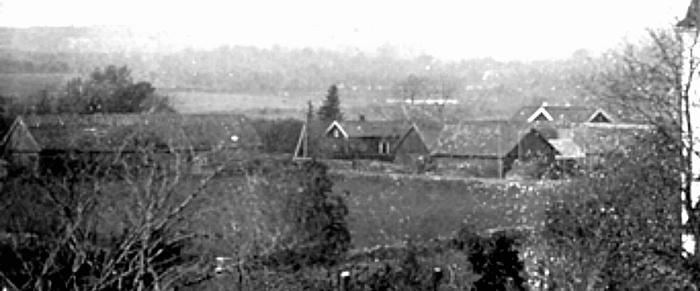 D. 10 a Detalj - Kyrkan före restaureringen 1923