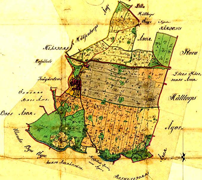 Överbo by 1815