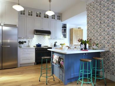 Lidhults kök Newport handmålat Diamantgrå