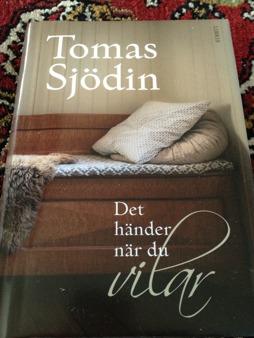 """Viktig läsning om stresshantering av Tomas Sjödin """"Det händer när du vilar"""""""