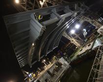Nya bron Ruukki Stadshusbro Stockholm 182
