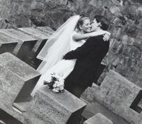Brudparsfotografering Halmstad