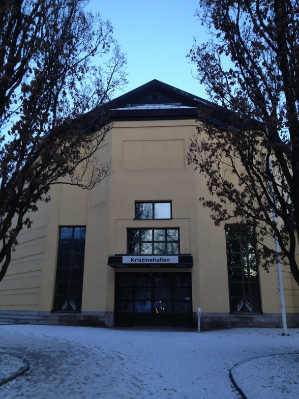 Kristinehallen, Falun.
