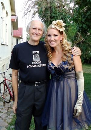 Viggo Edén and Hannah Holgersson August 5th 2010.