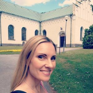 Hannah Holgersson at Höör Church