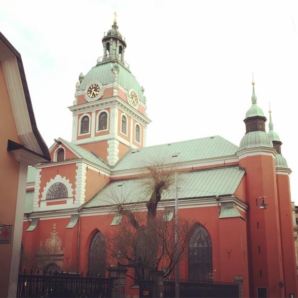 S:t Jacob's Church, Stockholm