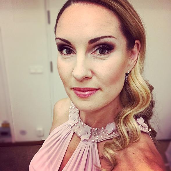 Hannah Holgersson ready for Aeterna!