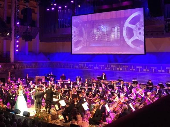Gala evening with the Royal Stockholm Philharmonic Orchestra. Photo: Birgitta Axelius