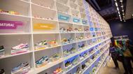 Besökte Asics nya flagship store