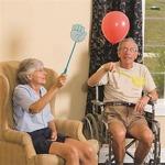 Ballong racket