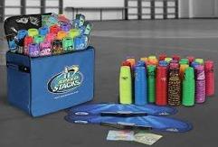 Sport Pack 30 set koppar, mattor och timers