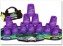 Komplett set - Standardfärger - Lila koppar