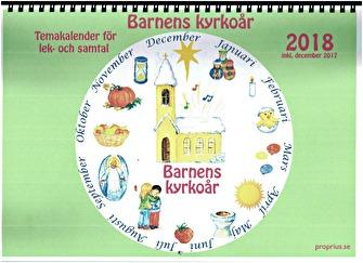 Bokkalender Kyrkoår-Termin - Kykoårs-Årskalender