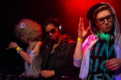 DJ med PotatoPotato – teater, performance och scenkonst