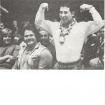 RÖRANDE 1978-44,WM Styrkelyft,Nakao lånar Peter Svedins lilla halsband