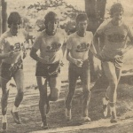 RÖRANDE ARBETET 1979-18,Vi blev 3a i Yddingen Runt i lag