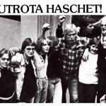 RÖRANDE 1980-74,Bultarna på studiiebesök på tidningen Arbetet