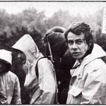 RÖRANDE 1980-75,Bultarna marscherar längs Skåneleden