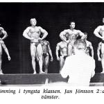 RÖRANDE TIDNINGEN HERCULES 1980-81,Mr Olympia 1979