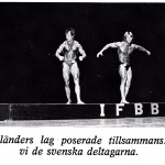 RÖRANDE TIDNINGEN HERCULES 1980-82,Mr Olympia 1979,Jan Jönsson lthöger