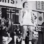 RÖRANDE TIDNINGEN HERCULES 1980-83,Ulf Morin nära en ny WM medalj igen