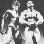 RÖRANDE 1981-48,Jan Malmqvist,Ricky Bruch SM i Bodybuilding 001