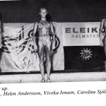 RÖRANDE TIDNINGEN HERCULES 1981-58,SM-81,Helen Andersson