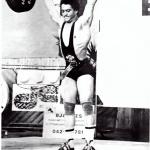 RÖRANDE TIDNINGEN NYA KRAFTSPORT 1981-62,John Christensen börjar ta form