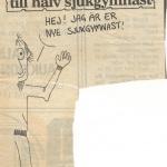 RÖRANDE KVÄLLSPOSTEN 1986-14