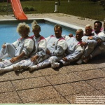 RÖRANDE B&K 1988 - 44,svenska landslaget med Renato Somenzi