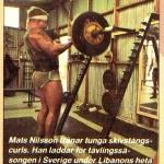 RÖRANDE B&K 1988 - 48,Mats Nilsson,kallad kocken