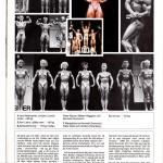 RÖRANDE B&K 1988 - 49,Gabrielle Hallberg mitten i bild,line-up SM-88