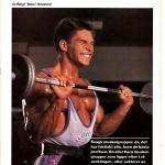 RÖRANDE B&K 1988 - 51,Bobos artikel,Leif Malmkvist är modell